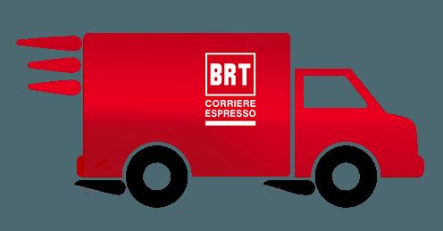 Spedizioni con BRT